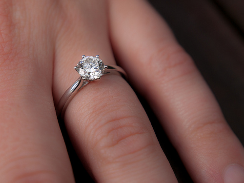 the one thing you shouldn t do right after you get engaged